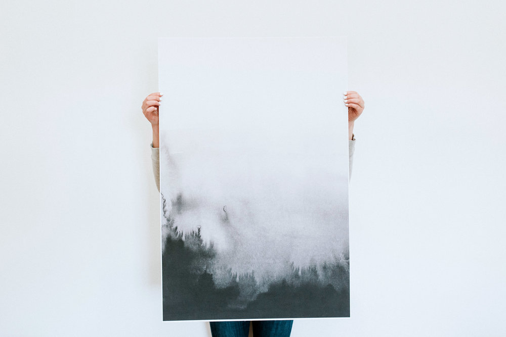 DIY engineering print artwork - how I printed my artwork for under $5