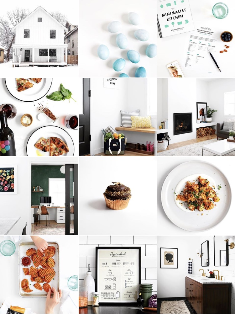 My 5 (five) favorite Instagram accounts I follow for home interior design inspiration