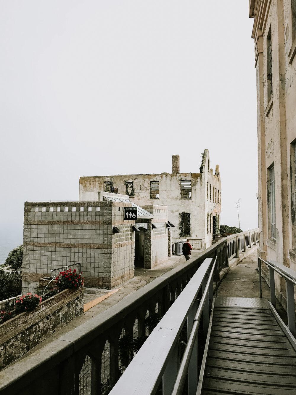 our trip to San Francisco - Alcatraz island and prison on the San Francisco bay