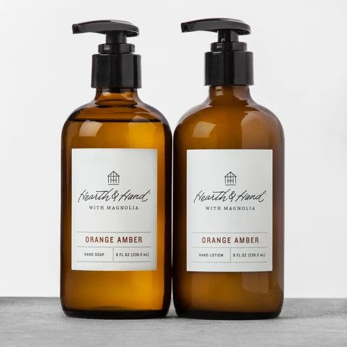 Hearth & Hand Soap & Lotion