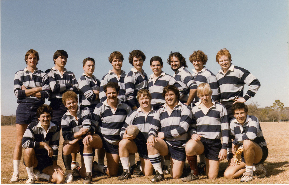 Rice Rugby 1983