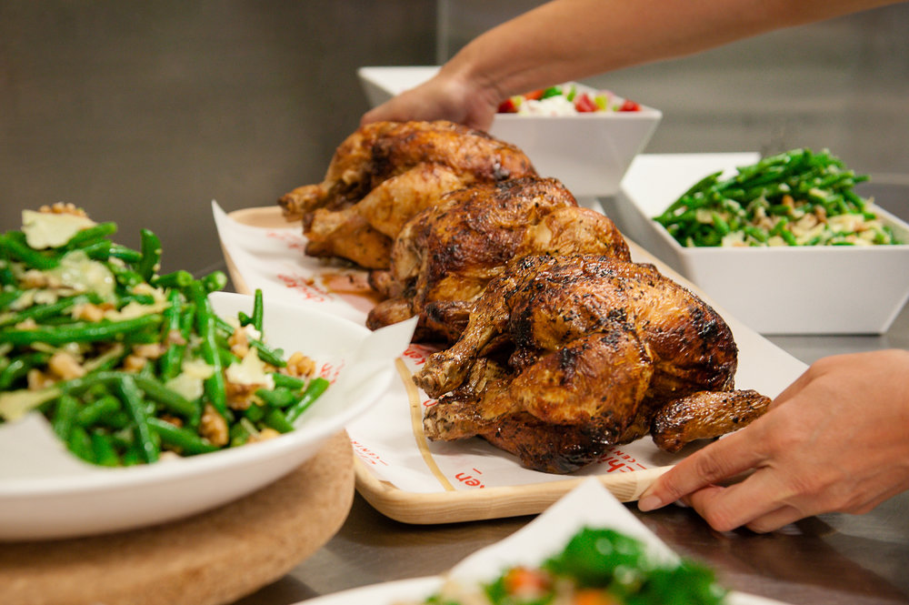 Chicken Central catering sports club event catering Melbourne Gluten free catering