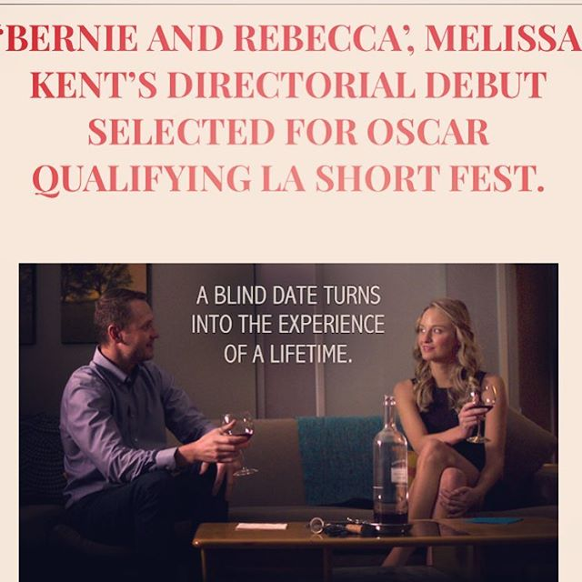 Thank you universe for bringing this success into my life. #actress #dreams #thelondontree #bernieandrebecca #lashortfest #lalive #oscars #oscars2016 @discovermgmt @angiesmodelstoronto