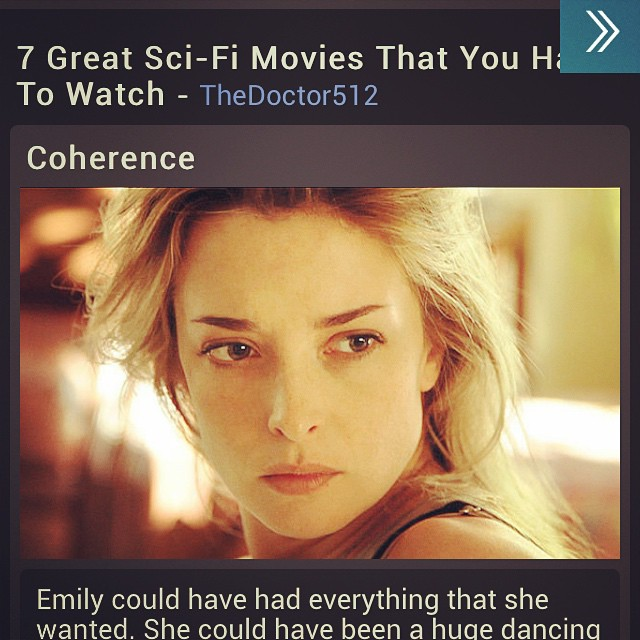 #ohmygerd http://imgur.com/gallery/xHtfc my #bff #emilyfoxler #scifi #coherence #premier I met #nicholasbrendon #buffy #hollywood #actress