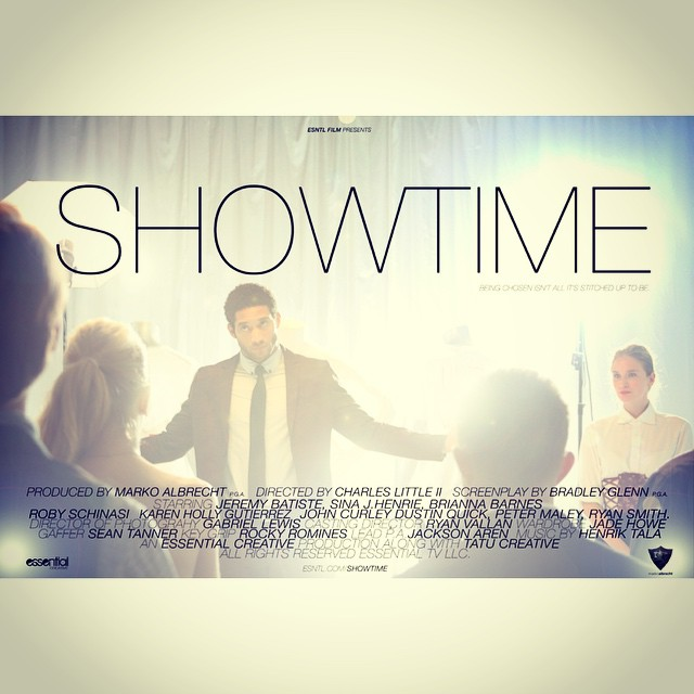 #Shortfilm #premiere @COTBFilmFest #showtime tried to harness my inner #emilyblunt #devilwearsprada #acting #actorlife