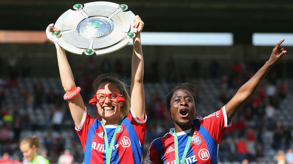 FC BaseL / Former Bayern Munich - Eunice Beckmann
