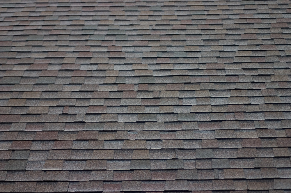 Architectural Shingles.   We offer several colors to choose from.