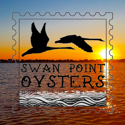 Swan Point Oysters     Swan Point - Mantoloking - Barnegat Bay - NJ