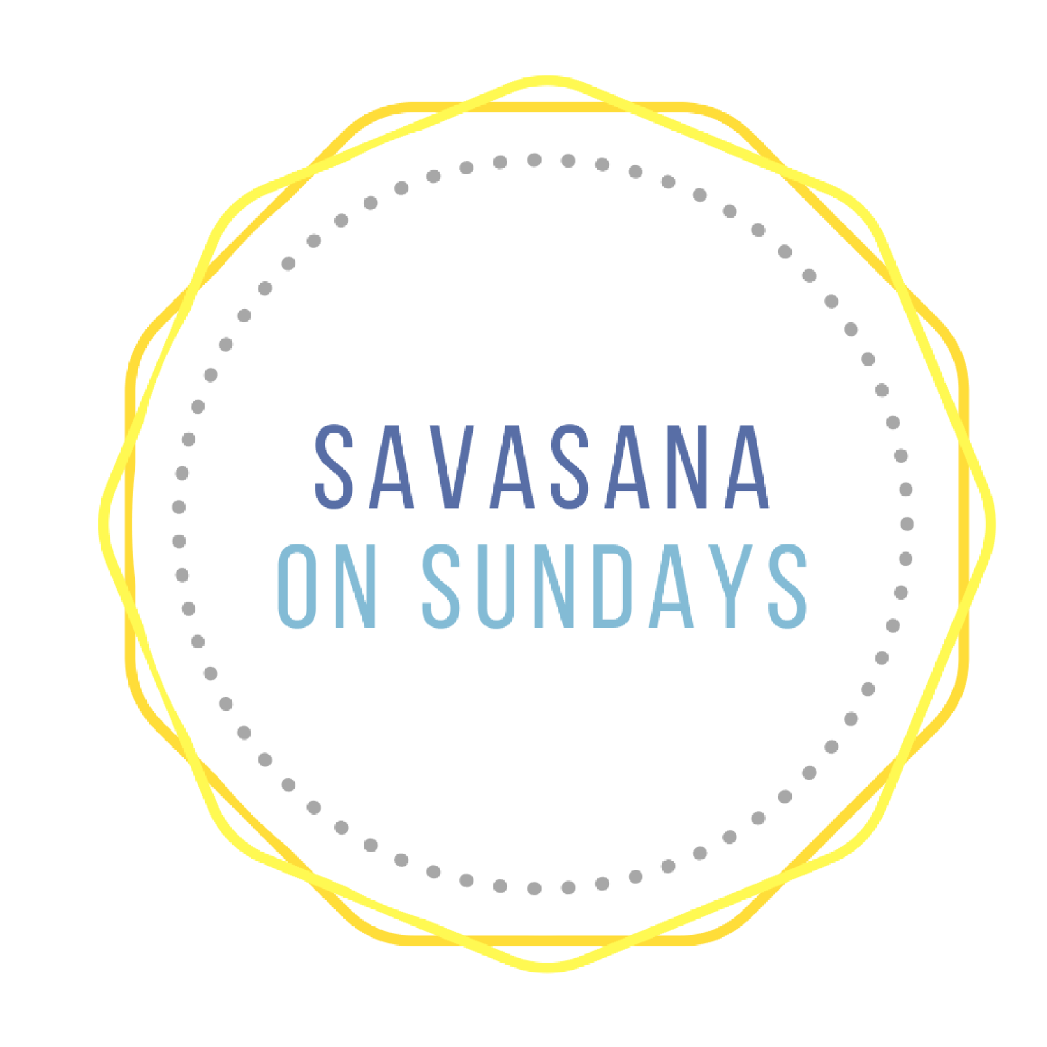 Savasana on Sundays