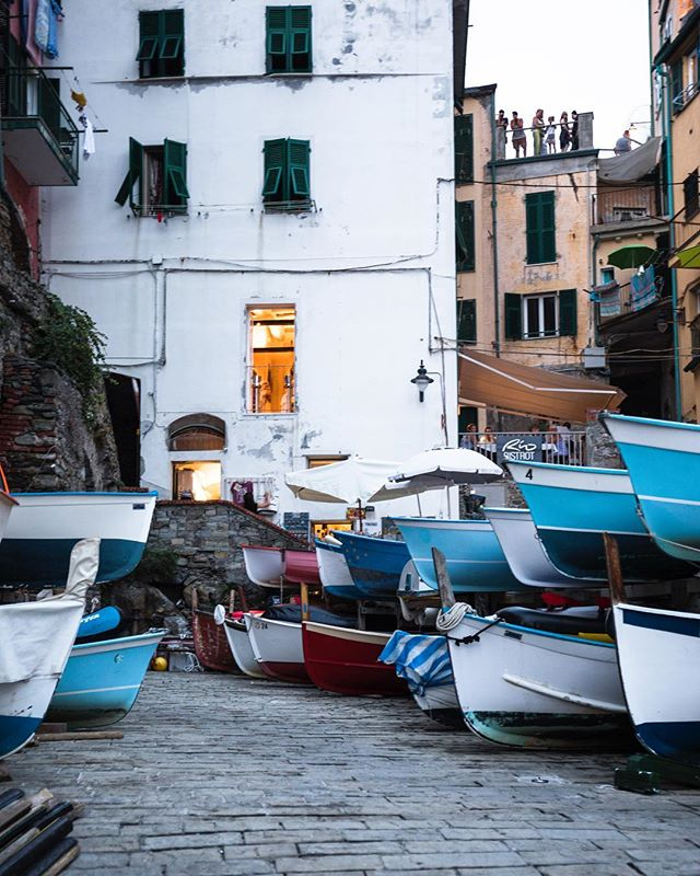 Seaside towns of Italy, each with their own flair and killer seafood 🇮🇹