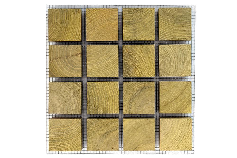 Hi Traffic Black Locust Lumber USA Paver