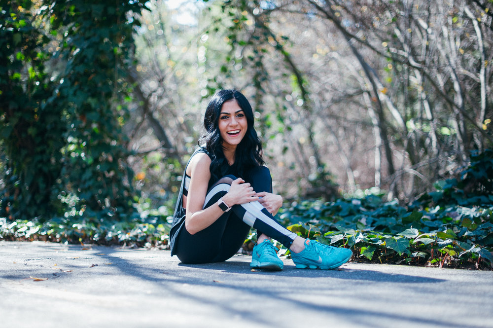 Wholehearted Wednesdays with Pegah from Peg Active | Women | Community | Female Empowerment | Interview Series