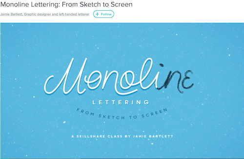 8 Hand Lettering Tutorials and Videos | Online Lettering Classes | How To Hand Letter For Beginners | Where To Learn Hand Lettering Online | DIY Tutorials | Hand Lettering For Beginners | Where To Learn Hand Lettering | Creativity | Skillshare Online Courses
