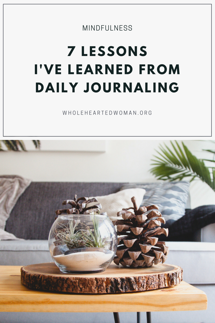 7 Lessons I've Learned From Journaling Everyday | Personal Development & Growth | Journaling Ideas | Finding Yourself | Why You Should Journal | How Journaling Will Help You Grow | Reasons To Journal