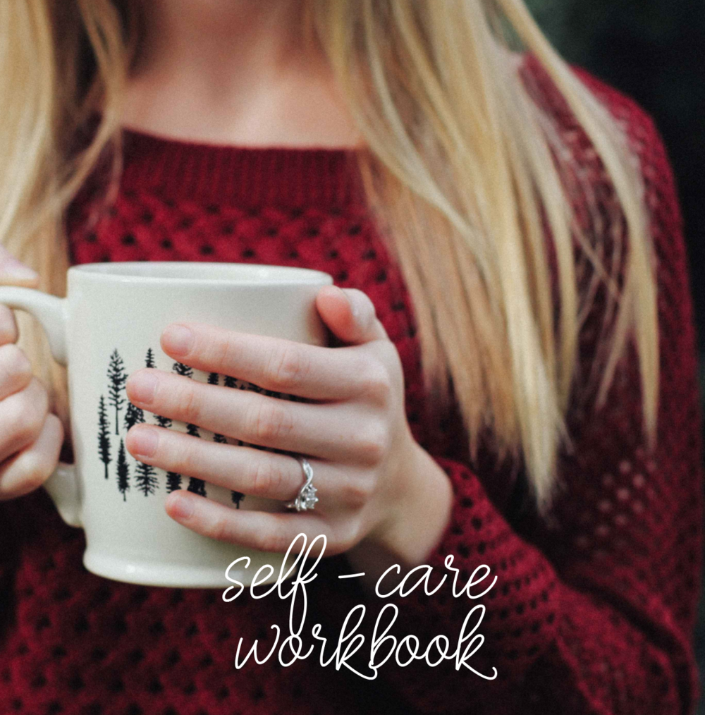 Self-Care Workbook & Toolkit