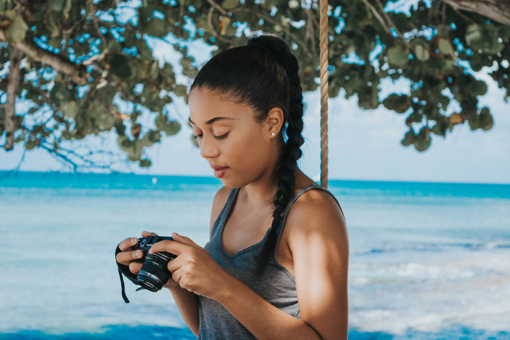 Wholehearted Wednesdays: How Photographer Bia Alvarez at The Likkle Bits Stepped Out Of Her Comfort Zone | Getting Outside Of Your Comfort Zone | Women | Community | Creativity | Interview Series