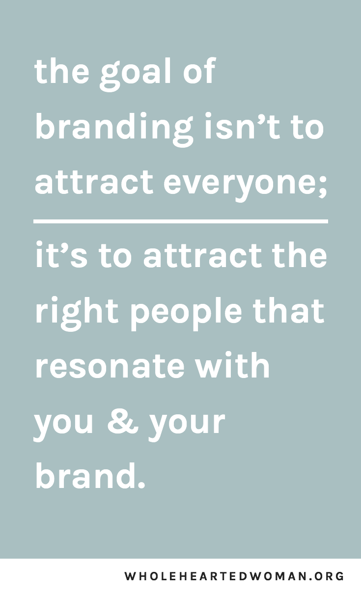 My Philosophy On Branding Personal: Why It's So Important & How To Do It | Creating A Brand Identity | Why Is Branding So Important | What Is Branding | What Is A Personal Brand | How To Create A Personal Branding | How To Stand Out From Other Brands | Branding For Bloggers | #brandidentity | #branding | #personalbrand | #blogging | Wholehearted Woman