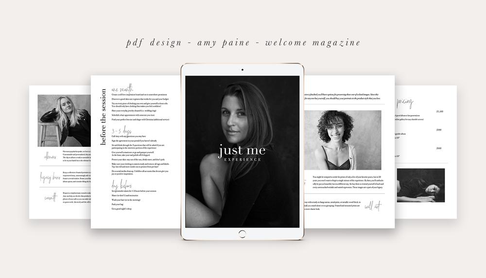 Amy Paine Photography | Branding and Graphic Design for Female Entrepreneurs | Brand Identity Design | Branding Color Palette | Brand Design Inspiration | Brand Board | Color Palette Inspiration | Minimalist Brand Design | Branding Board | Logo Design Inspiration | Visual Identity | Brand Guidelines | Molly Ho Studio