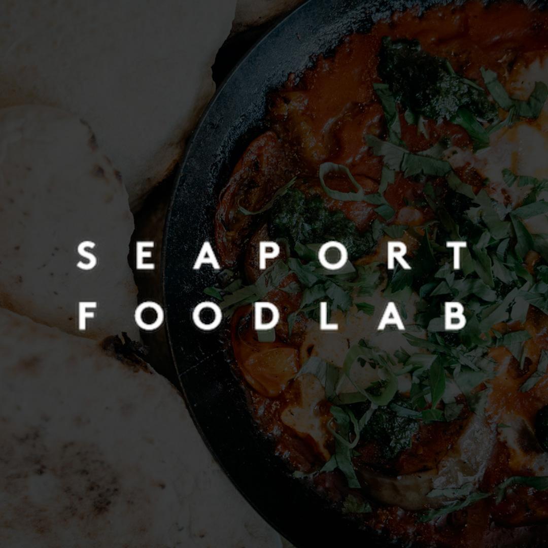 Seaport Food Lab Happymonday