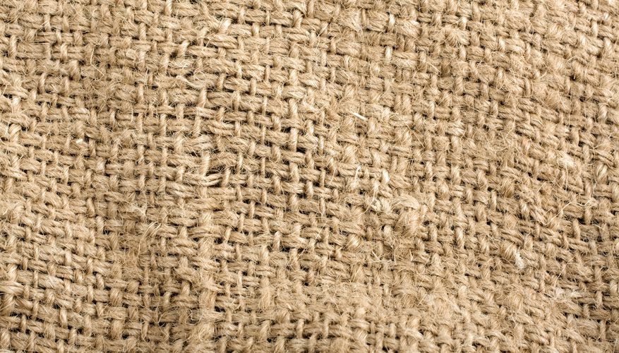 Hemp fiber is very strong and is used to make a number of textile products.