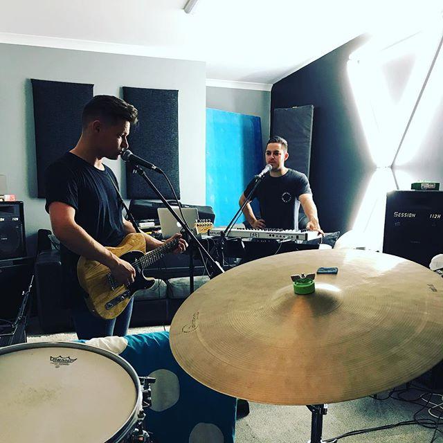 Writing jams.