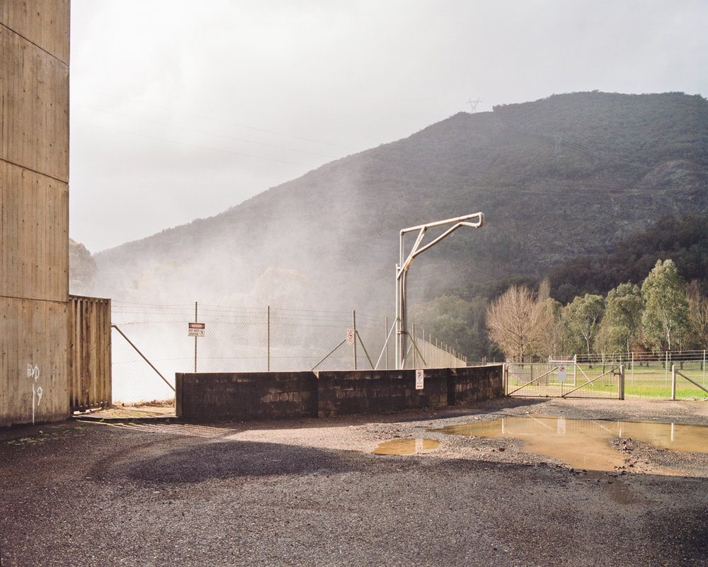 Behind The Powerhouse, Tumut, NSW, 2013.jpg