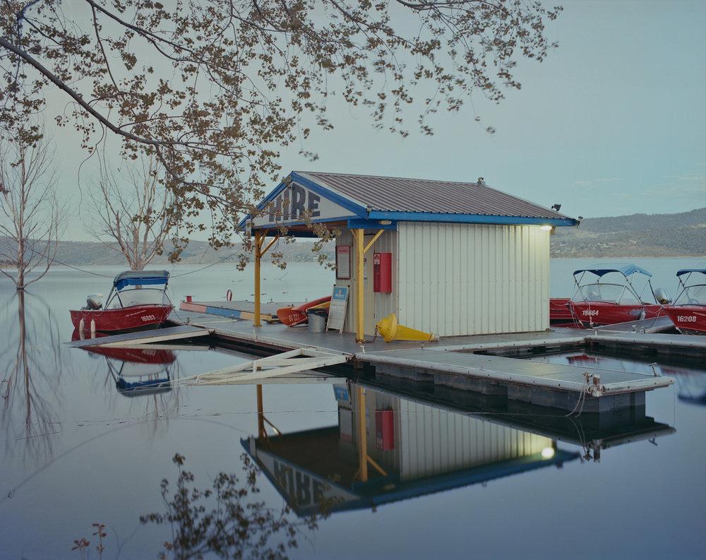 C.Round_Boat Hire, Lake Jindabyne, NSW.jpg