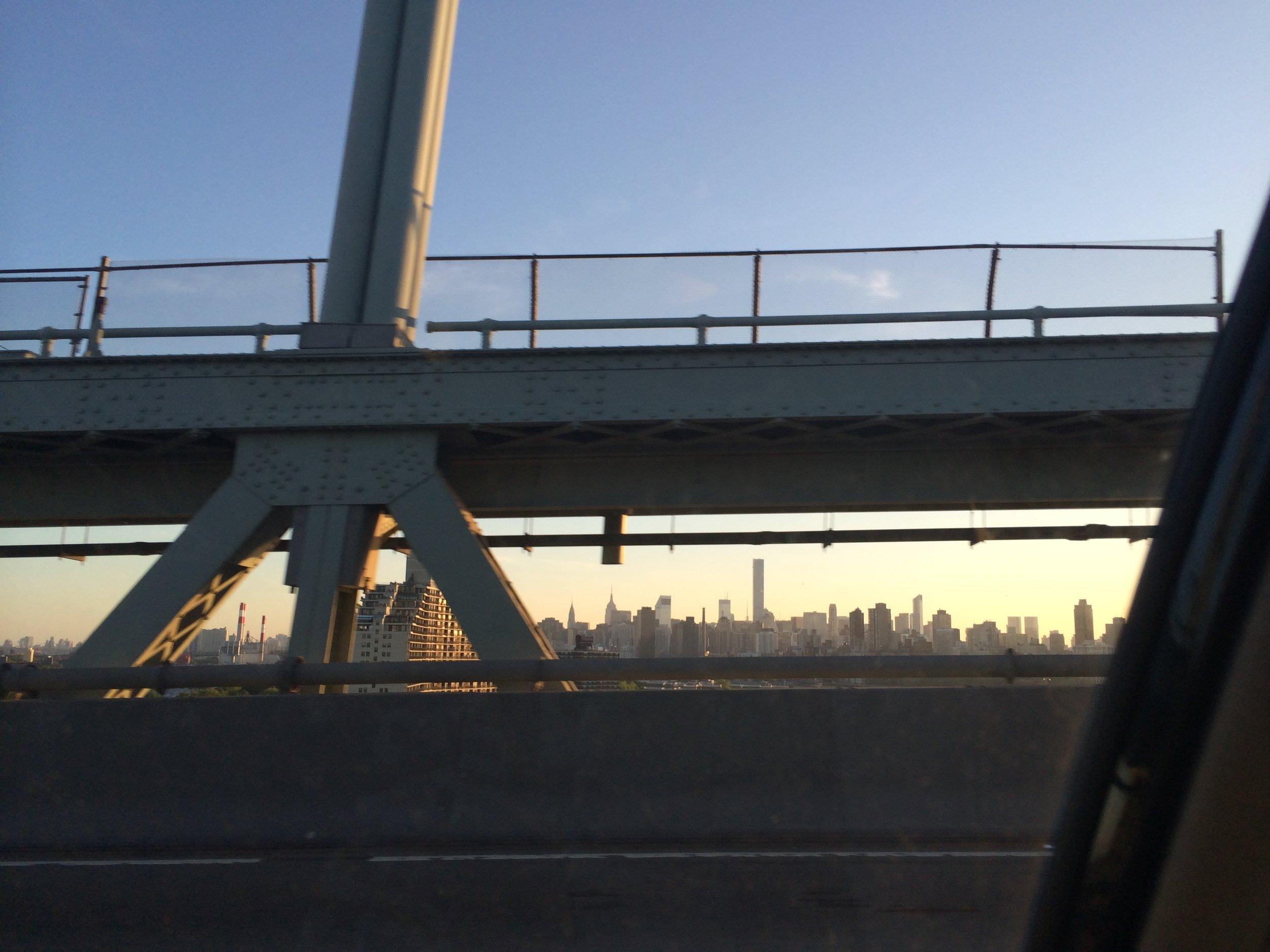 Pretty NYC Skyline