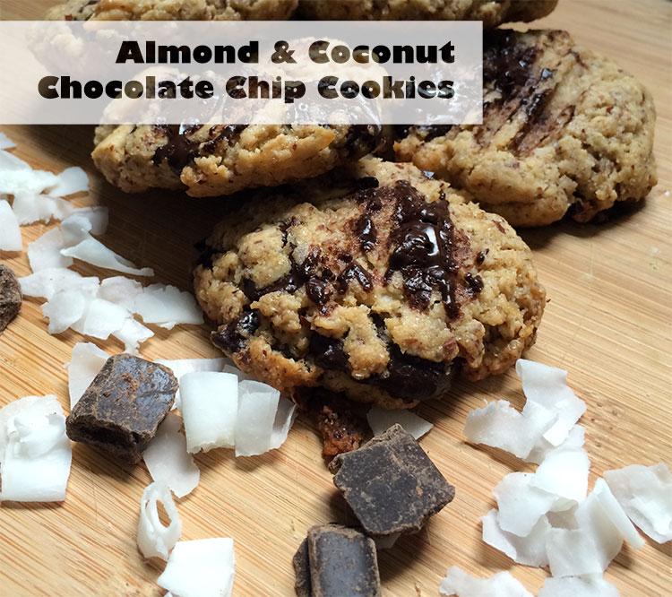 AlmondCoconutcookies