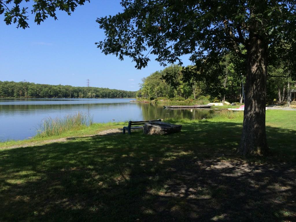 Poconos Lake