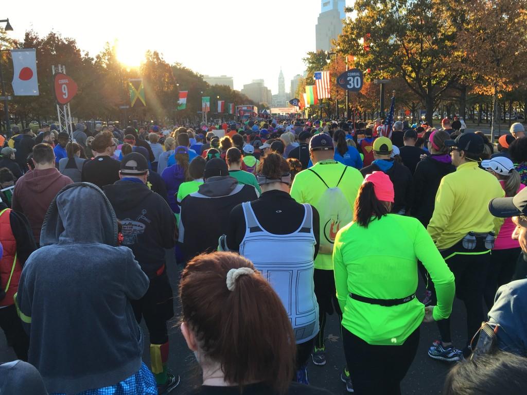 Philadelphia Rock n Roll Half Marathon