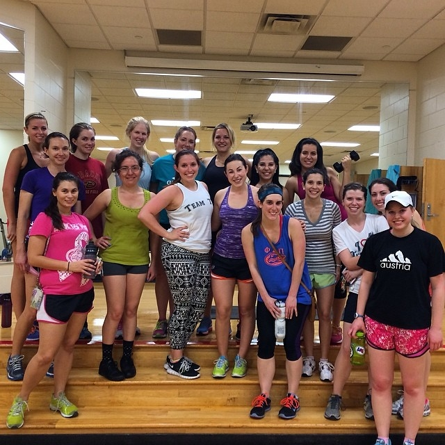 Group Fitness Class!