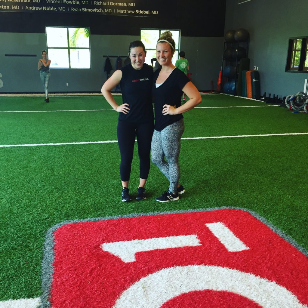 Workout at D1 Sports Training West Palm Beach!