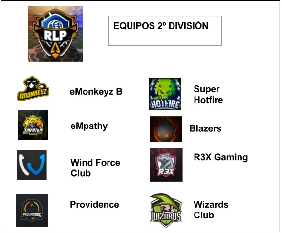 imagen equipos segunda division