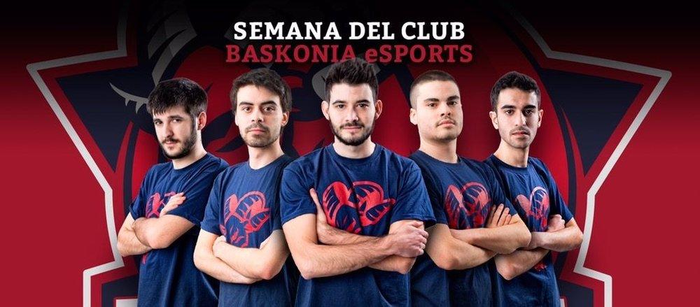 equipo baskonia