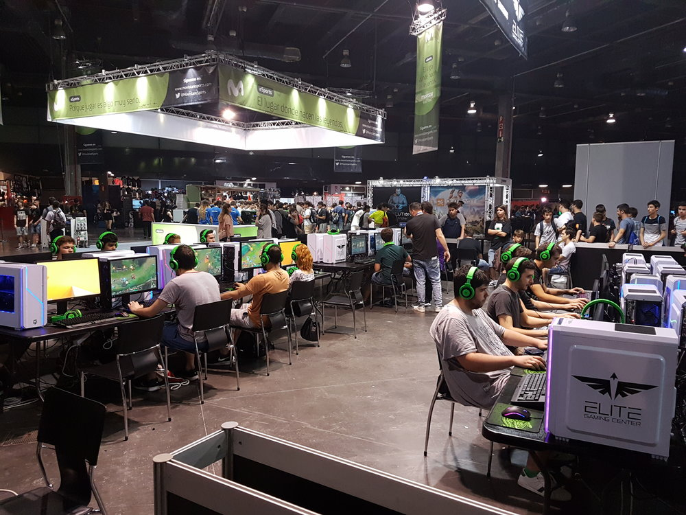 Lan Party Dreamhack