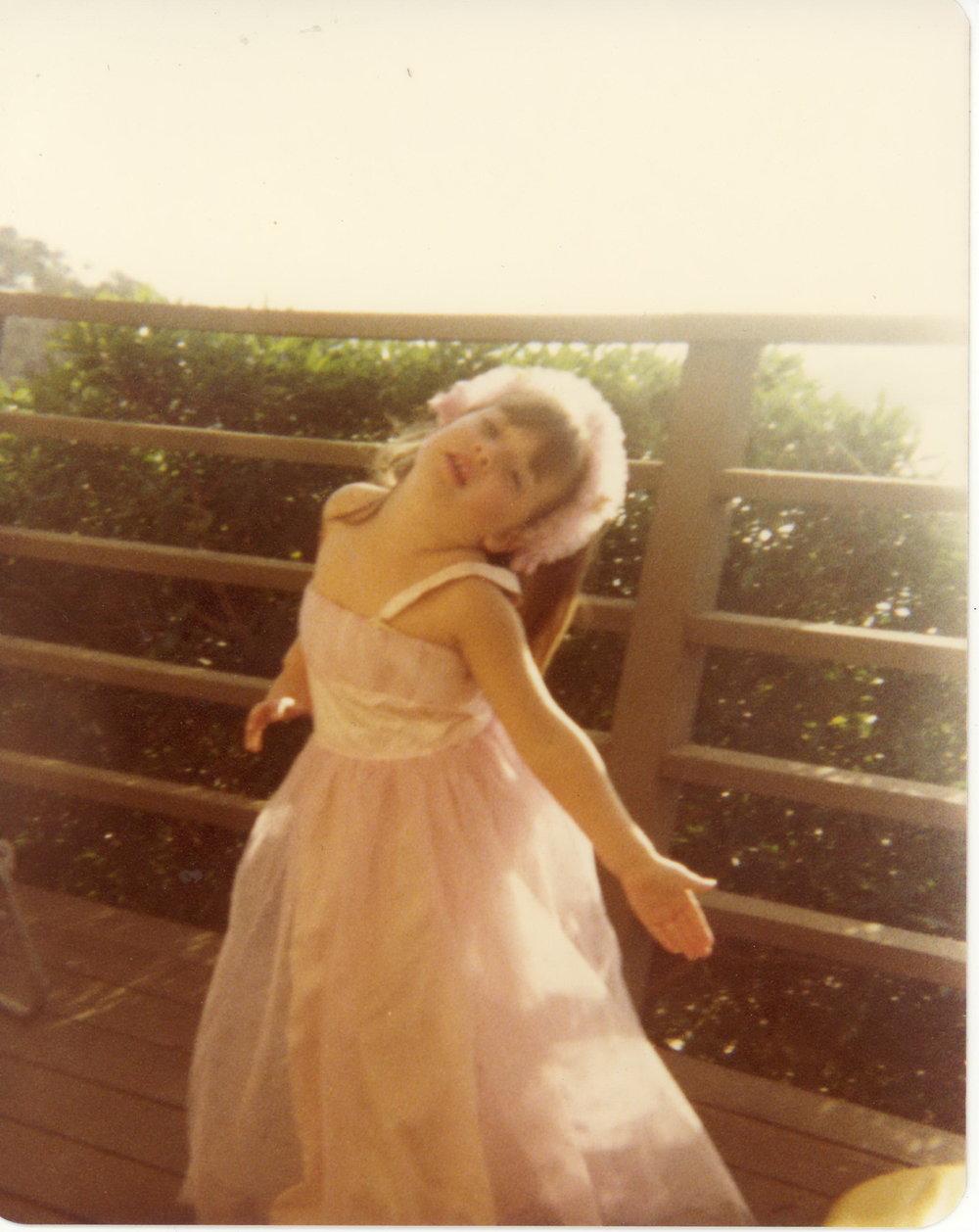 Kaz, Age 4