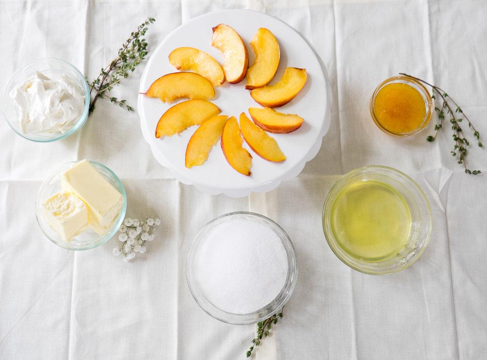 peach-thyme-teacakes
