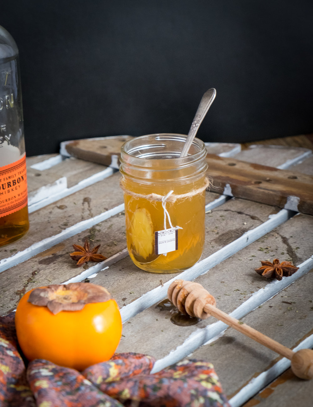 persimmon-ginger-honey-bourbon-hot-toddy
