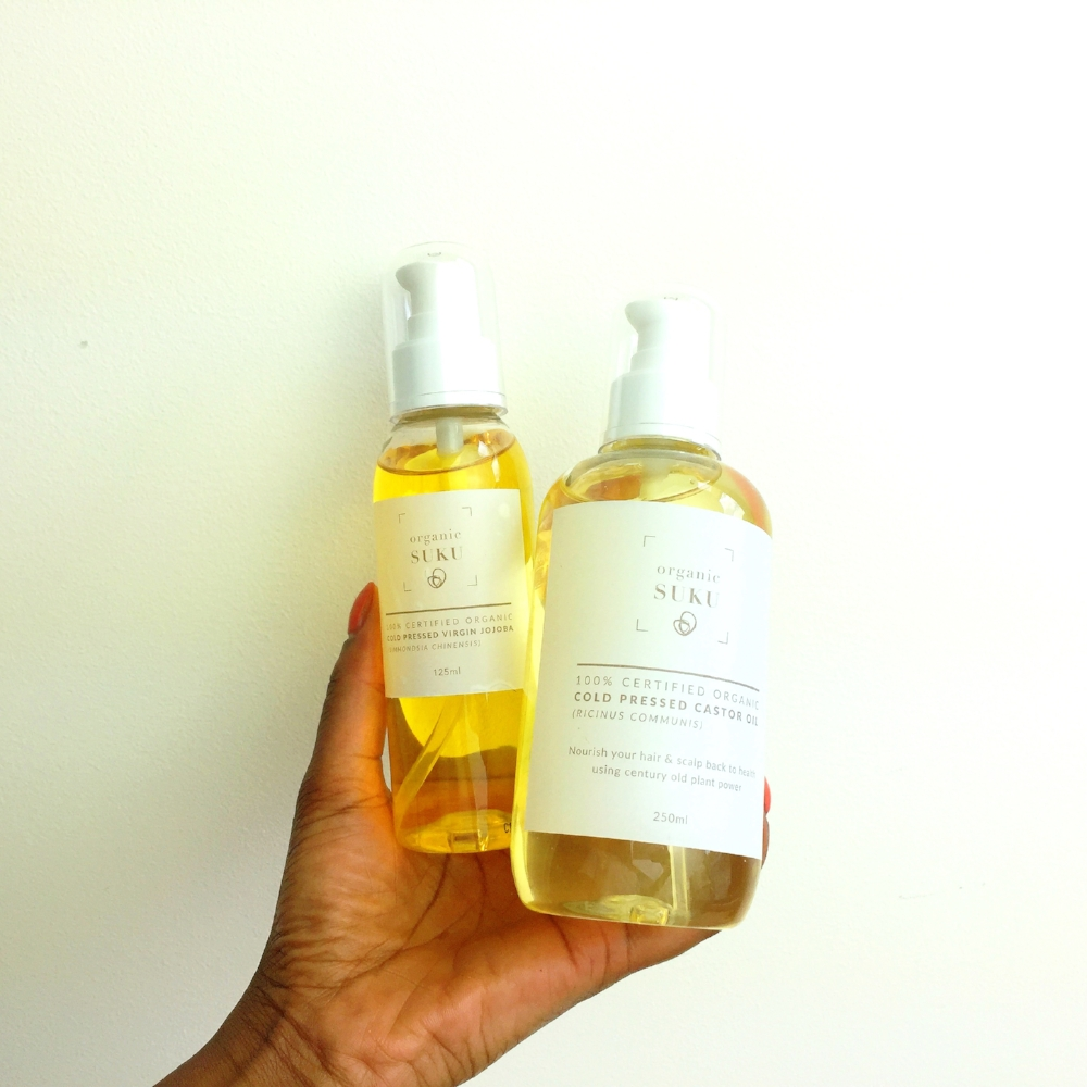 Certified Organic Scalp Care Duo