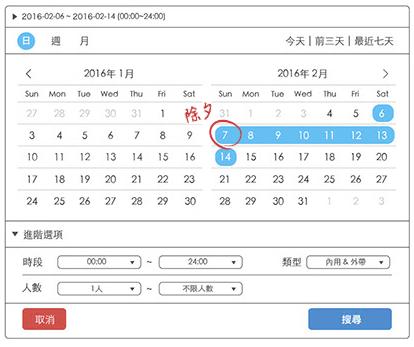 iCHEF報表 - 精準排班 -1