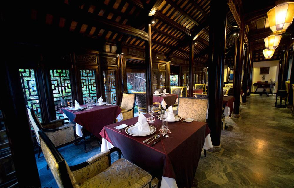 越南宮廷料理餐廳