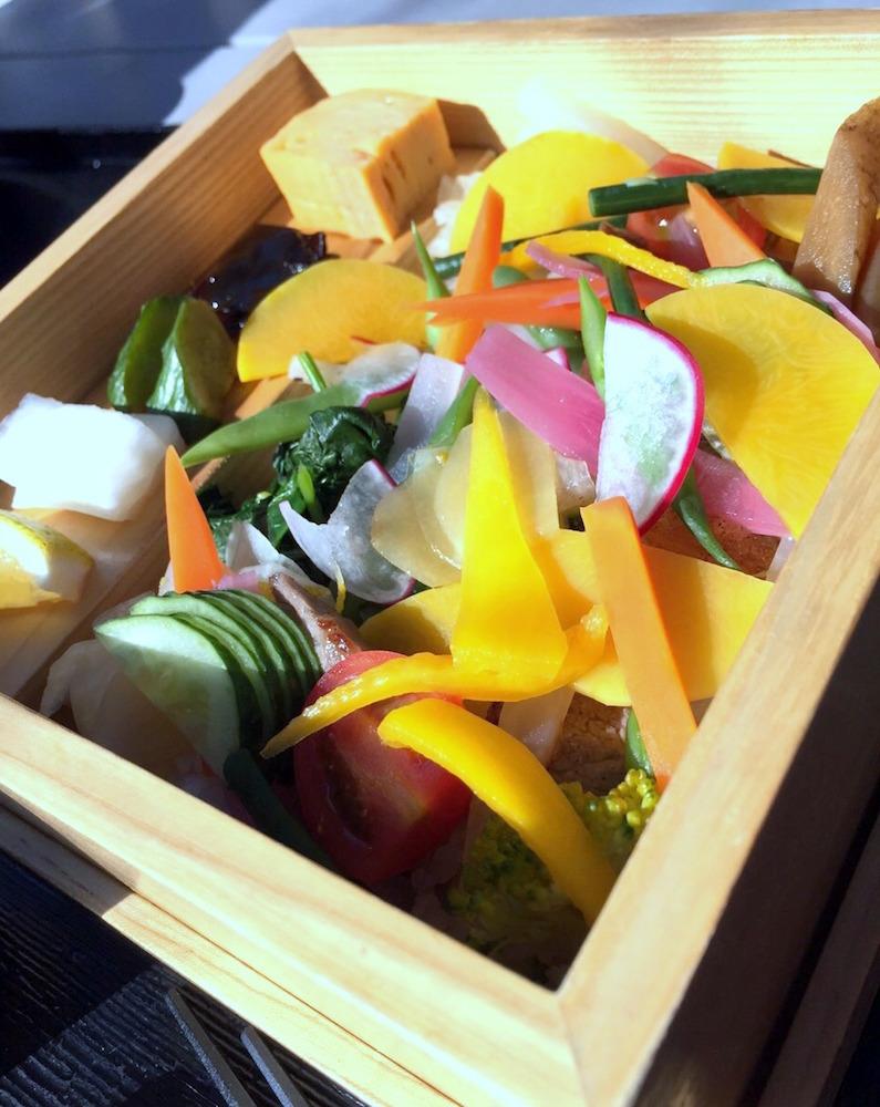 山椒郎全都使用在地食材,美麗擺盤加上美好味道,每天人潮不斷。
