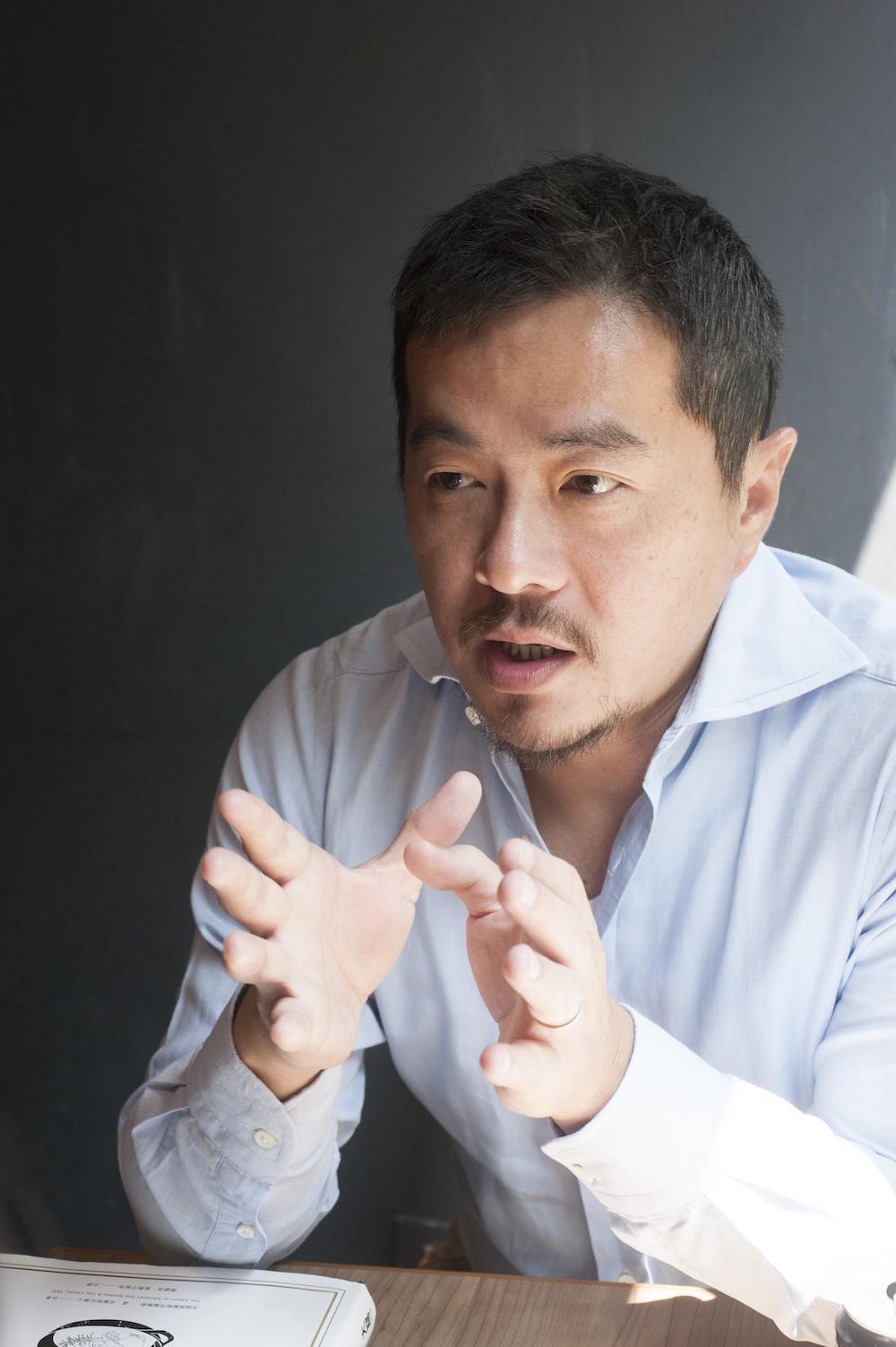麻膳堂負責人 徐安昇