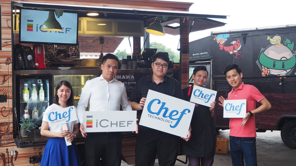 iCHEF x Chef Technology