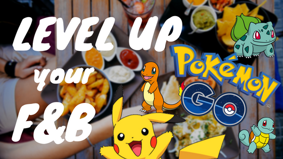 Level Up Your Restaurant Sales with Pokémon Go!