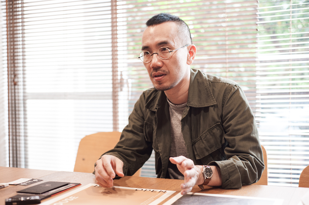 ADC Studio創意總監Marco認為,要不斷的溝通,才能知道業主的需求。