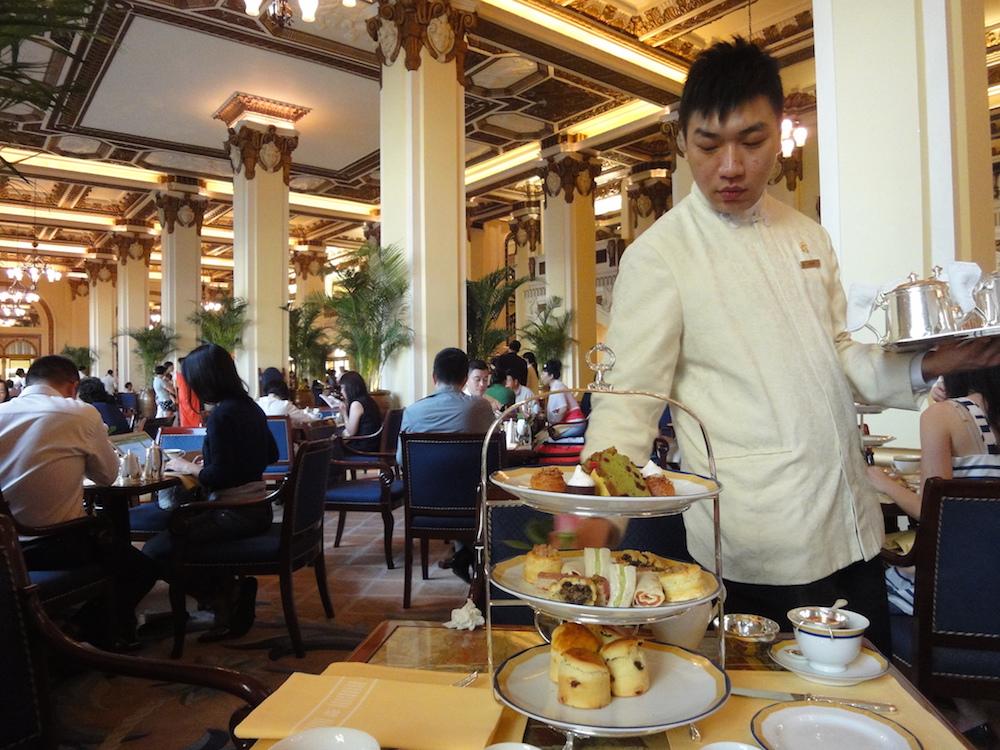 意欲獲得米其林美食評鑑的業者,何不先好好努力在服務專業上。