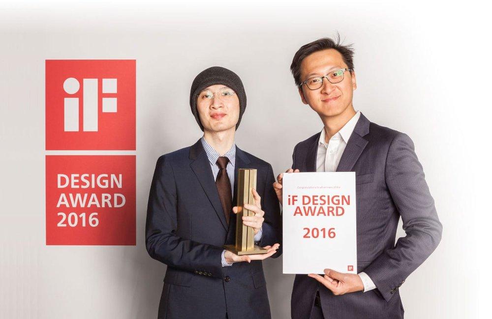 iCHEF POS Design Award