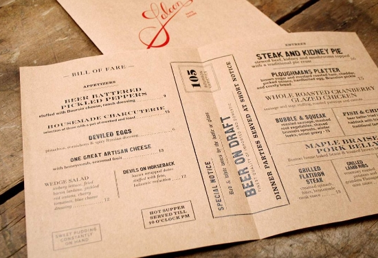 """Not all menu items get the same amount of attention. Do you know where the """"sweet spot"""" is?"""